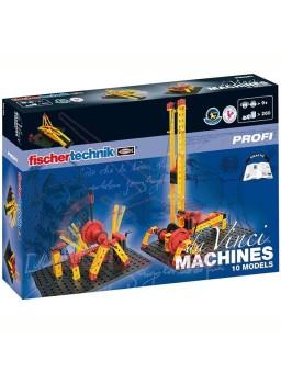 Maqueta FischerTechnick PROFI Da Vinci Machines 10