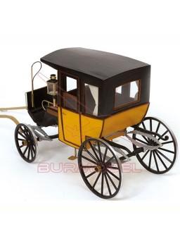 Carruaje taxi de Barcelona