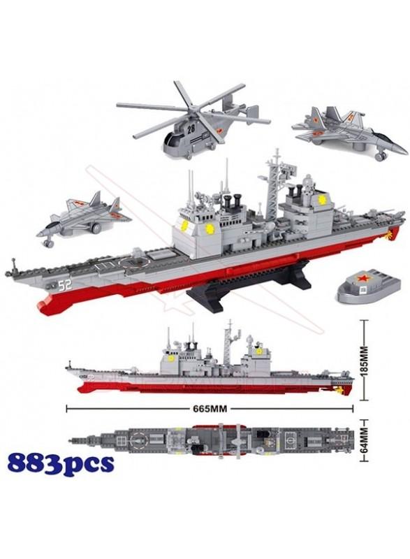 Kit de montaje infantil Cruiser 1/350. 883 piezas
