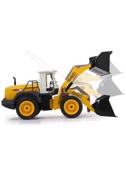 Excavadora RC con sonido