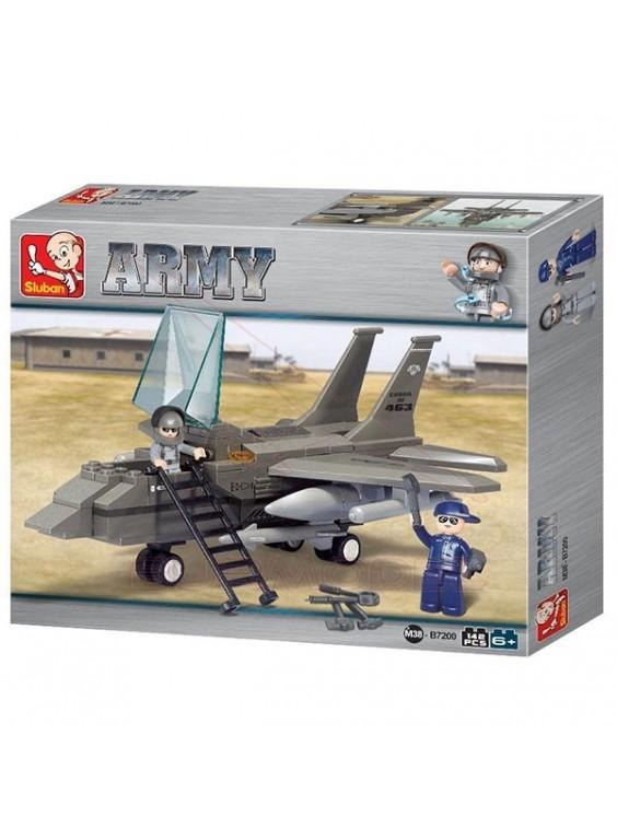 Kit de montaje avión Cobra AF463. M38 142 piezas