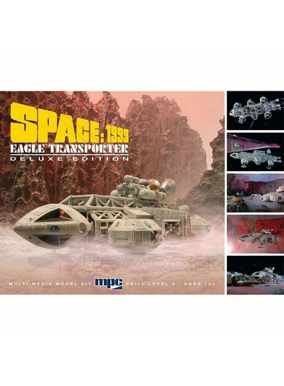 Maqueta Space 1999 Eagle Transporter