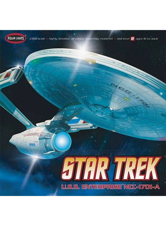 Star Trek U.S.S. Enterprise NCC-1701-A 1/350