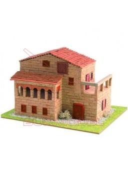 Construcción en ladrillos Keranova Casa señorial