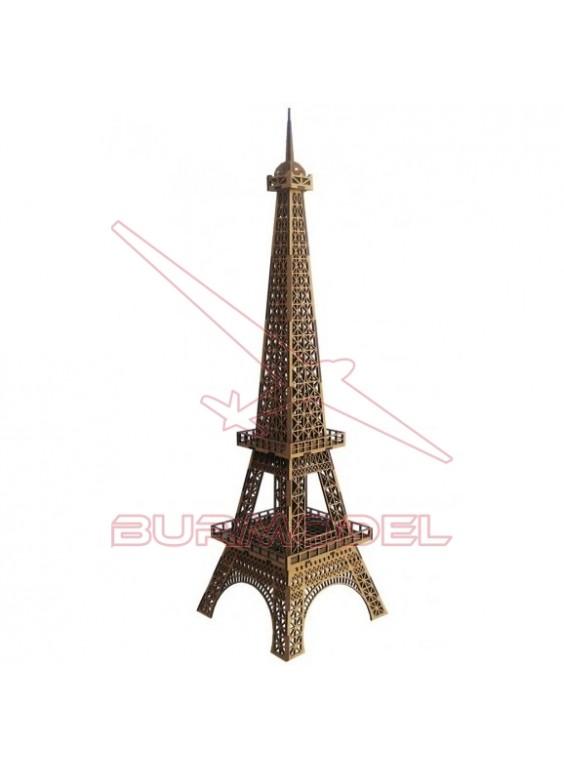 Kits de madera DM para montar Torre Eiffel