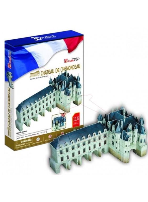 Puzzle Chateau de Chenonceau