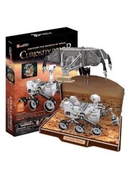 Puzzle 3D Curiosity Rover