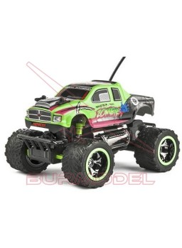 Monster Zombie RC. Escala 1/22