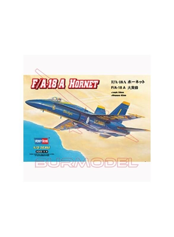Maqueta avión F/A-18 A Hornet 1/72