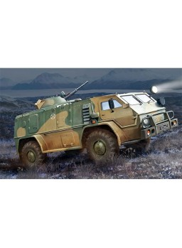 Maqueta Russian GAZ-39371 High-Mobility 1/35