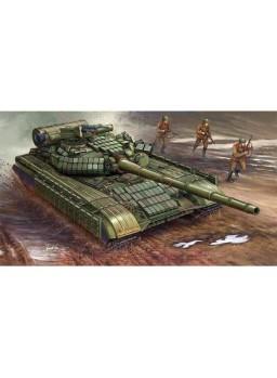 Maqueta Trumpeter tanque Soviet T-64AV MOD 1984