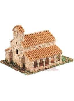 Kit de construcción Ermita Románica S. XII