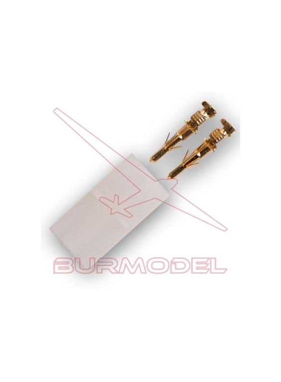 Conector universal Tamiya hembra
