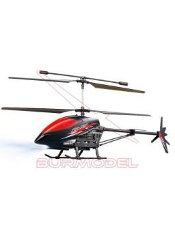 Helicóptero RC 4 canales