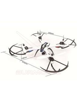Drone X6 Tarántula con cámara