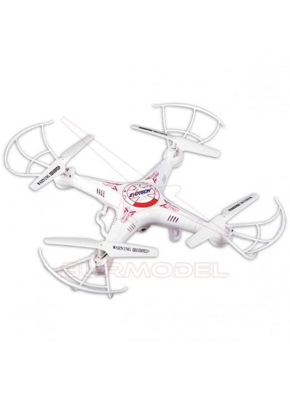 Drone con cámara y luz