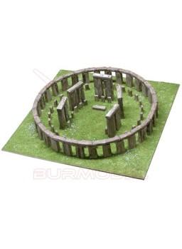 Construcción ladrillos Stonehenge, Amesbury.