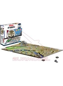 Puzzle 4D París