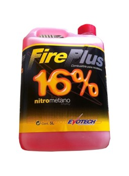 Combustible Fire Plus 5L 16%