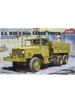 Camión M35 2,5ton Cargo Truck