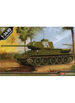 "Tanque T-34/85 ""112 Factory Production"""