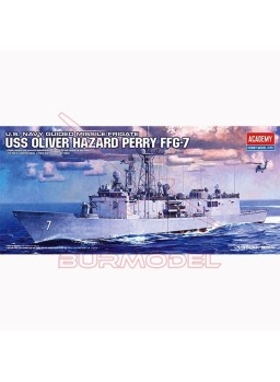 Fragata USS Oliver Hazard
