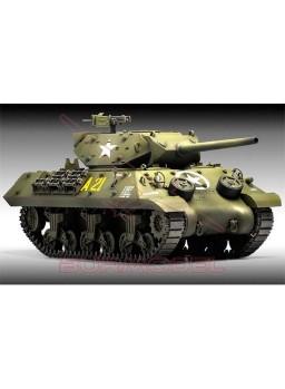 Maqueta tanque M10 70 Aniversario 1944. Escala 1/3