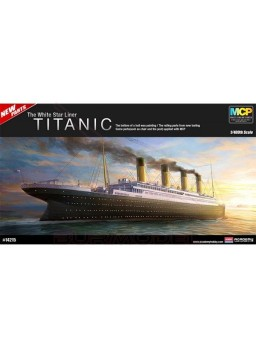 "Titanic ""White Star Liner"" (MCP) escala 1/400"