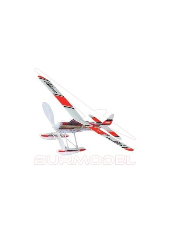 Aeromodelos con propulsión de goma