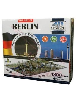 Puzzle 4D Berlin (930 piezas)