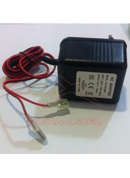 Cargador 12 v bateria plomo