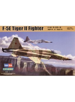 Maqueta avión militar F-5E Tiger II Fighter 1/72