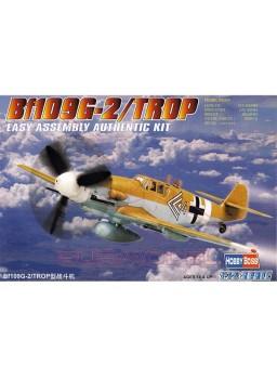 Maqueta militar Bf109G-2/TROP escala 1:72