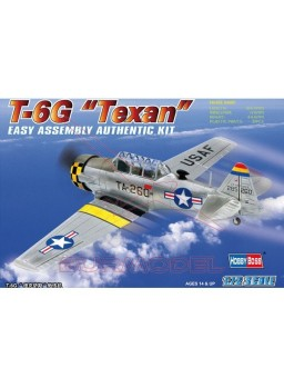 Kit avión Hobby Boss T-6G Texan escala 1/72