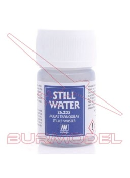 Aguas tranquilas de Vallejo 30 ml