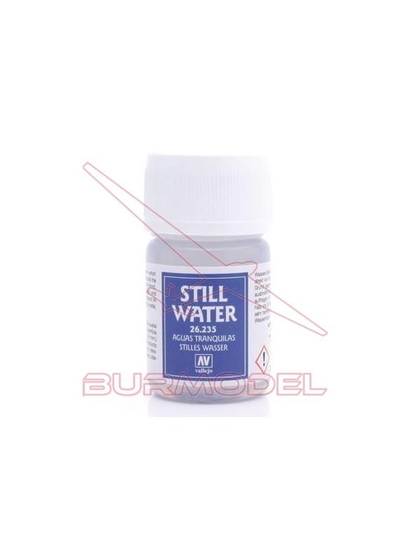 Aguas tranquilas de Vallejo 30 ml