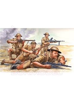 Infantería británica 1/72 II GM