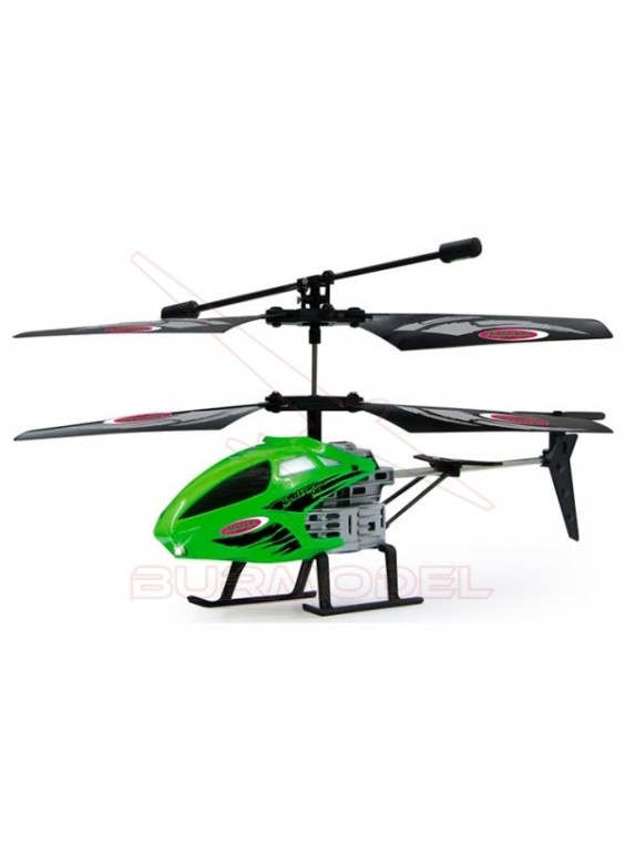 Helicóptero 3 canales Spirit