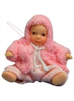 Bebé rosita en miniatura