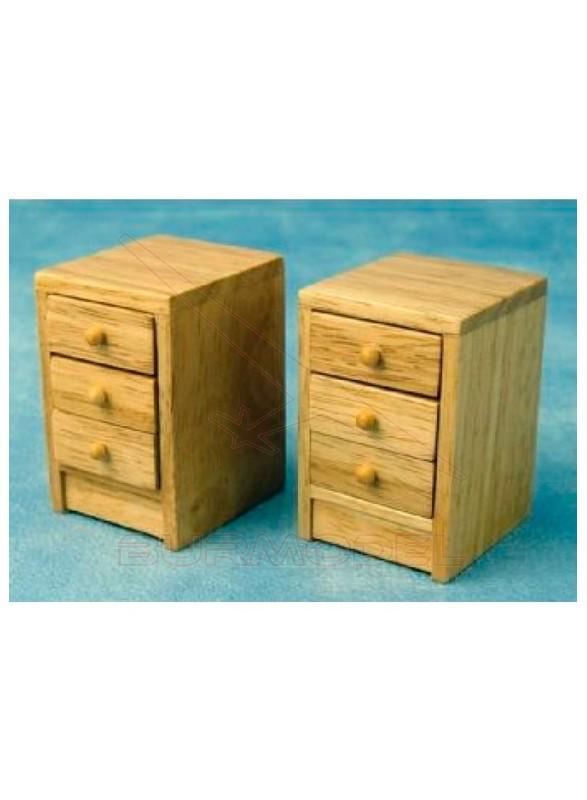 Mesillas madera