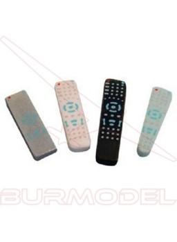 Pack de mandos tv para dollhouse