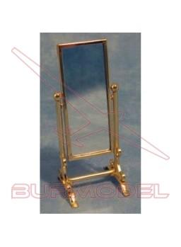 Espejo dorado escala 1:12