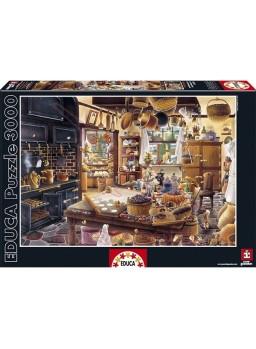 Puzzle 3000 piezas La panadería