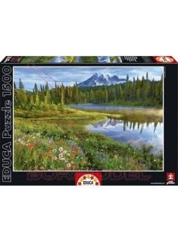 Puzzle 1500 piezas Parque Nacional Monte Rainer