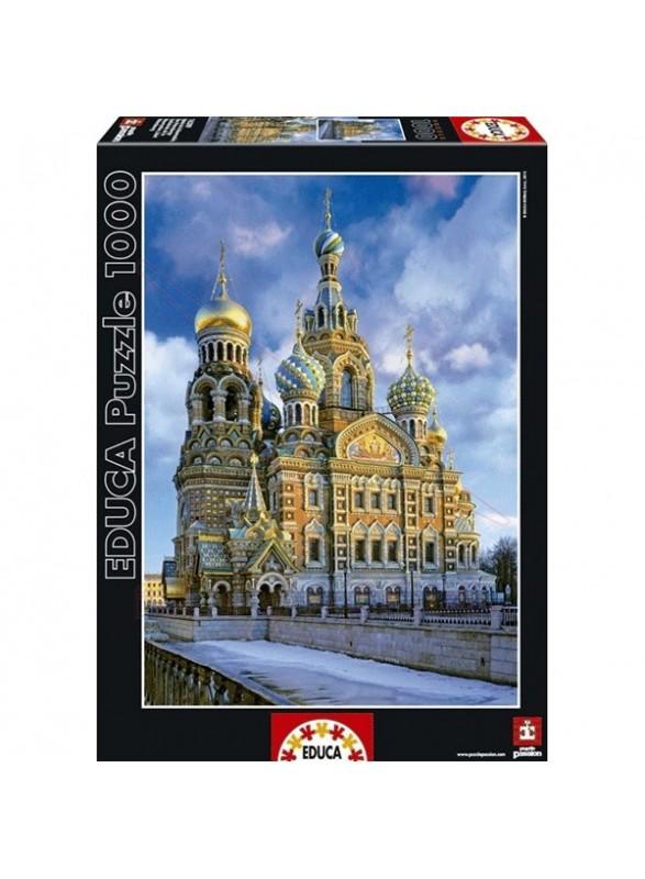 Puzzle 1000 piezas Iglesia Resurrección
