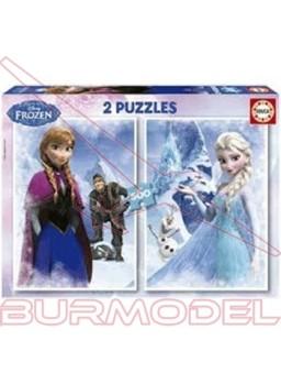 Puzzle Frozen 500 piezas