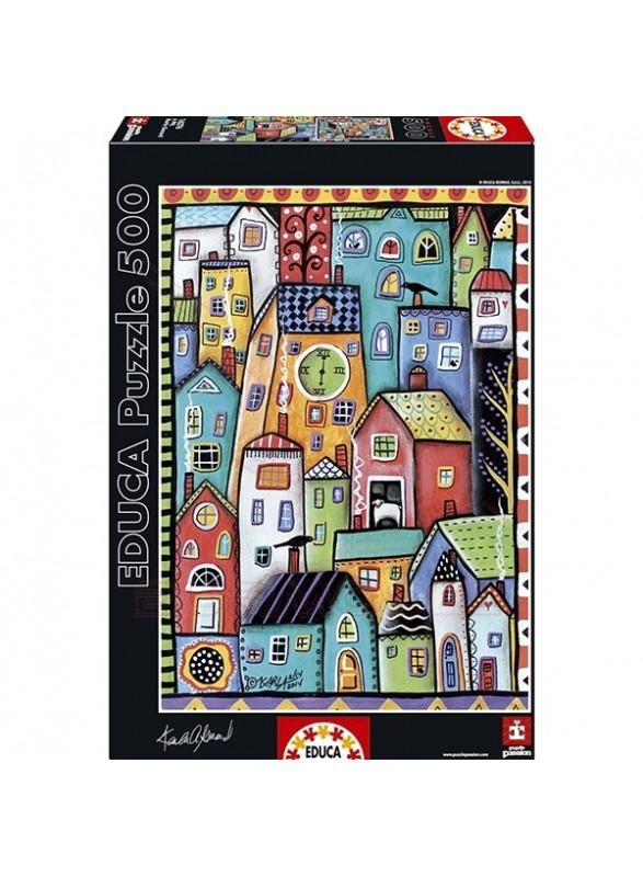 Puzzle 500 piezas 6 pm, Karla Gerard