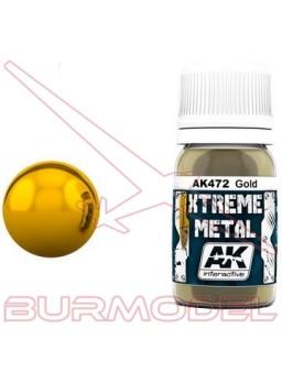 Xtreme Metal oro