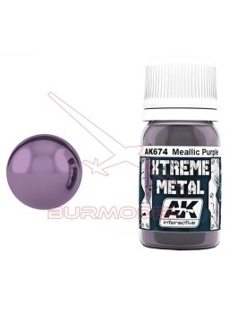 Xtreme Metal morado metálico