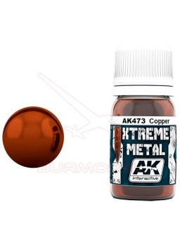 Xtreme Metal cobre